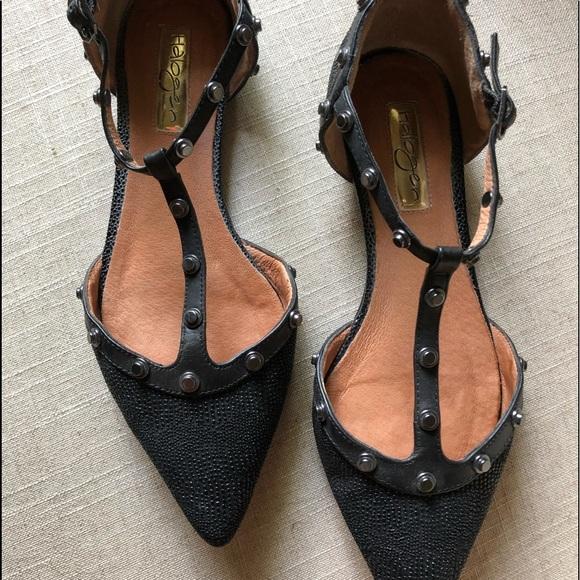 9156d90c8ca Halogen Shoes - Halogen T-strap Flats